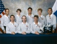STS-84 Official NASA Crew Portrait